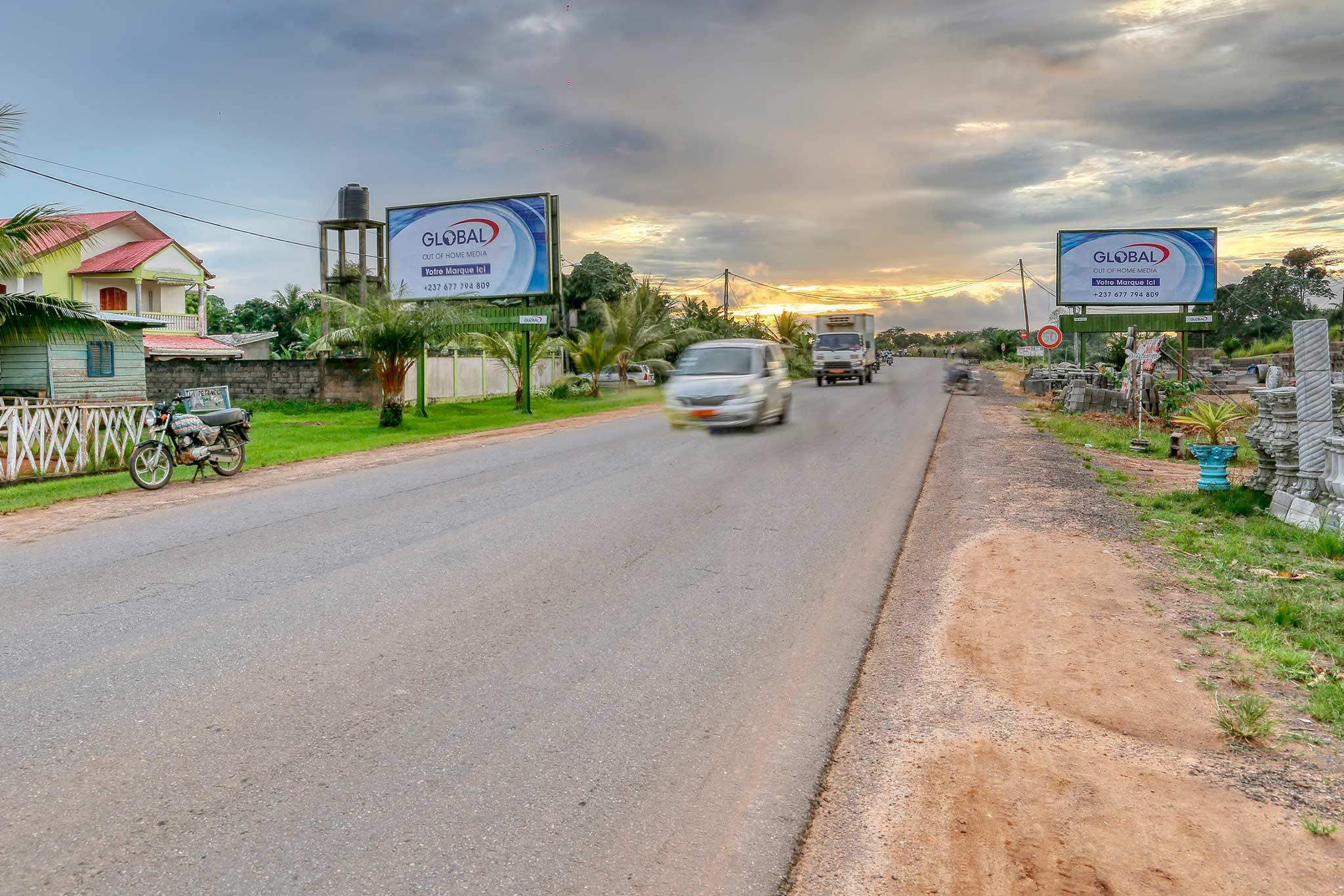 Cameroon Billboard