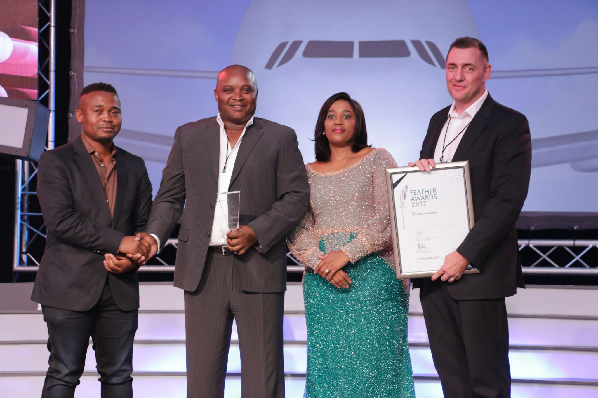 Airport Ads wins ACSA Feather Awards