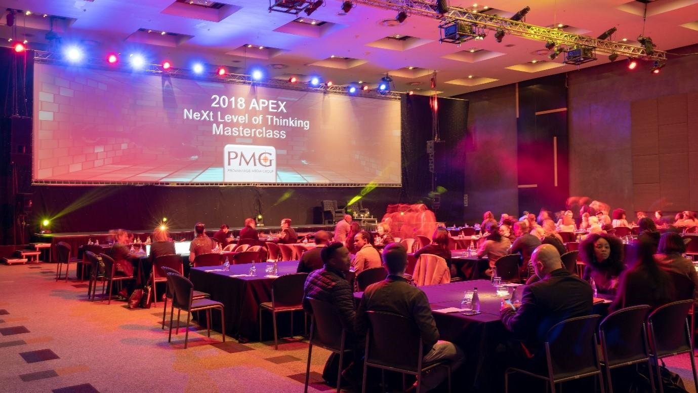 APEX awards Provantage Media Group
