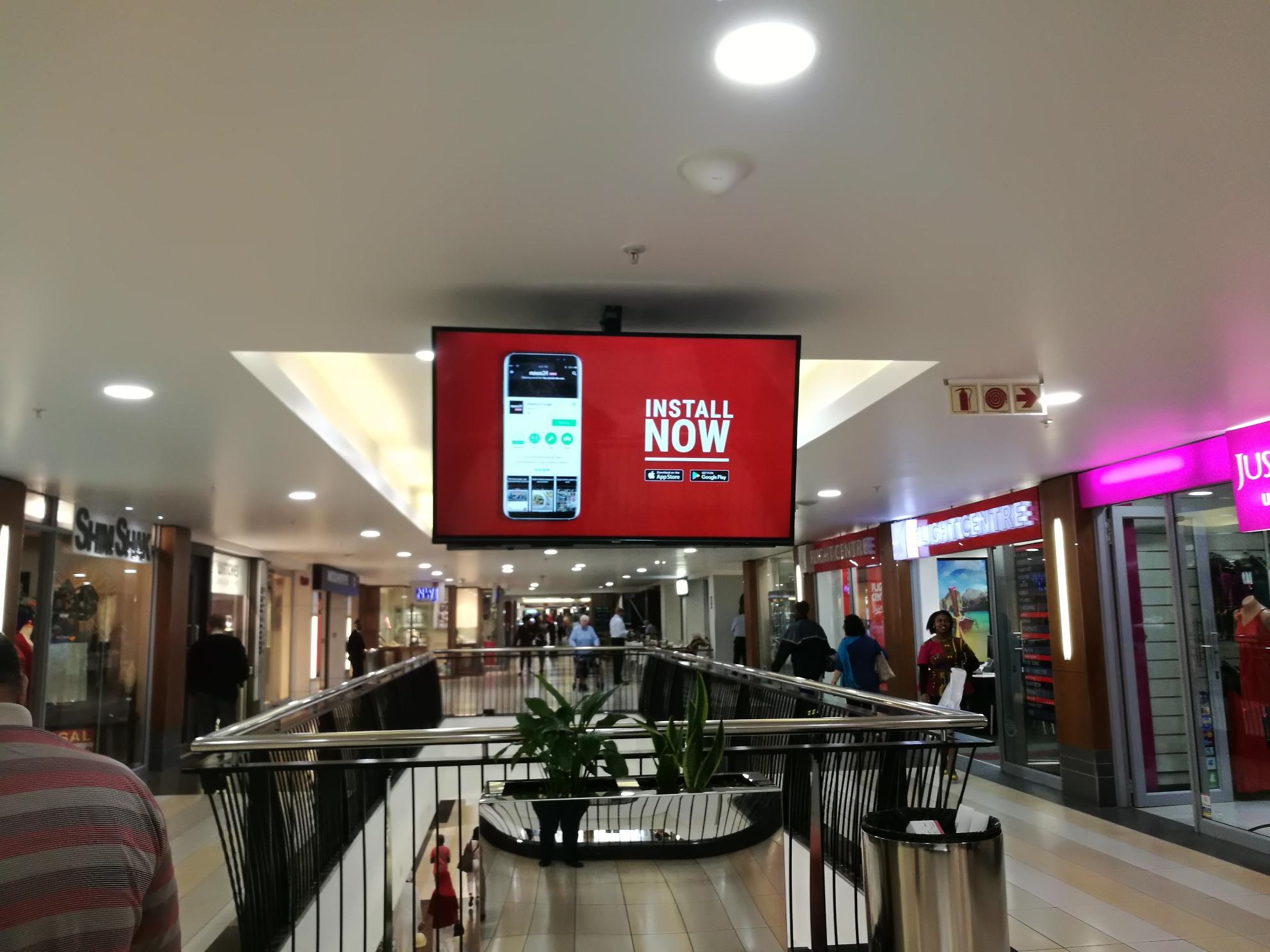 Mall TV Mall Advertising