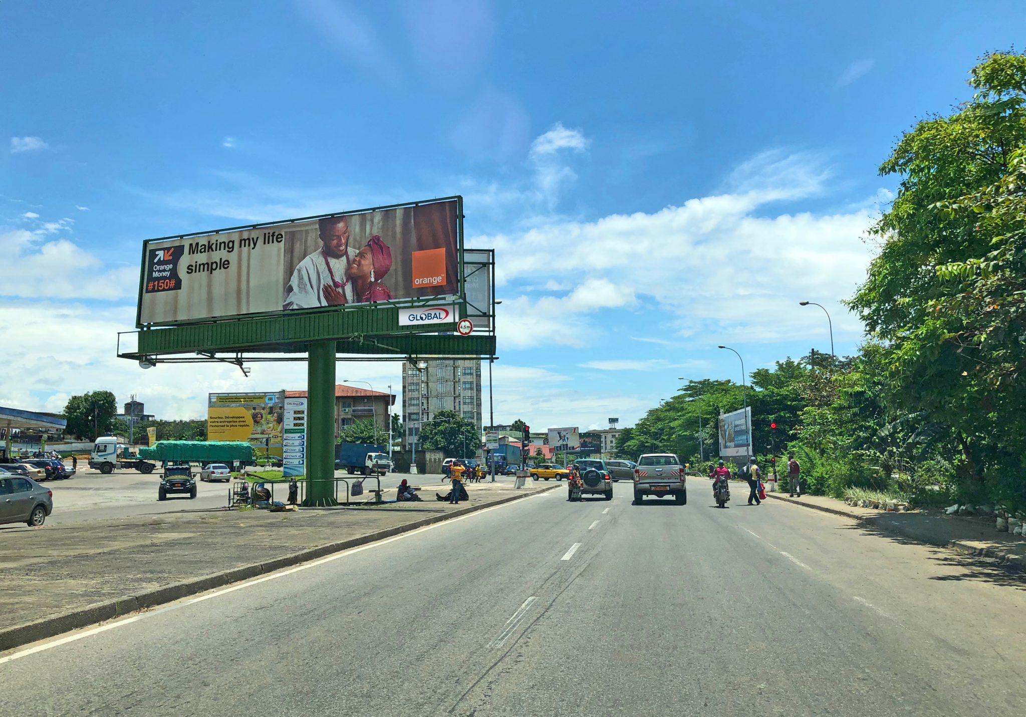 Yaounde Advertising